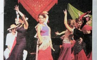 Strast flamenka u gradu