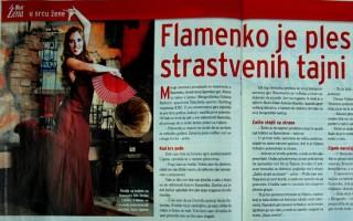 Flamenko je ples strastvenih tajni