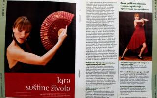 Ojdana Radović, intervju