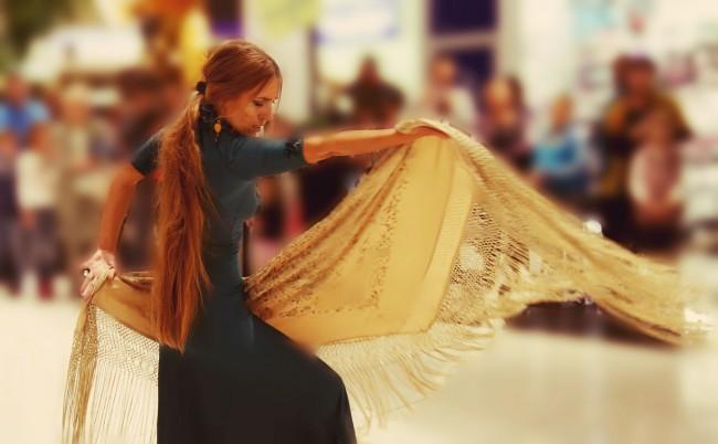 Promotivni BESPLATNI čas flamenka